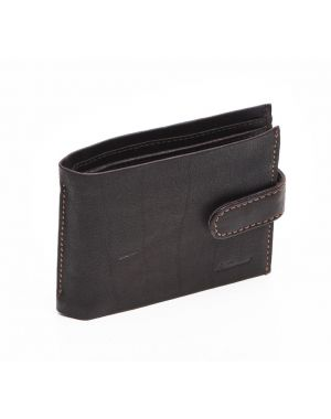 Brown Leather Wallet - Liam Wallets