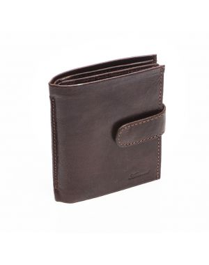 Brown Leather Wallet - Dylan Wallets