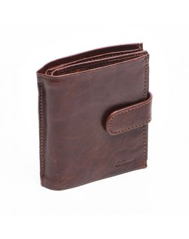 Tan Leather Wallet - Dylan