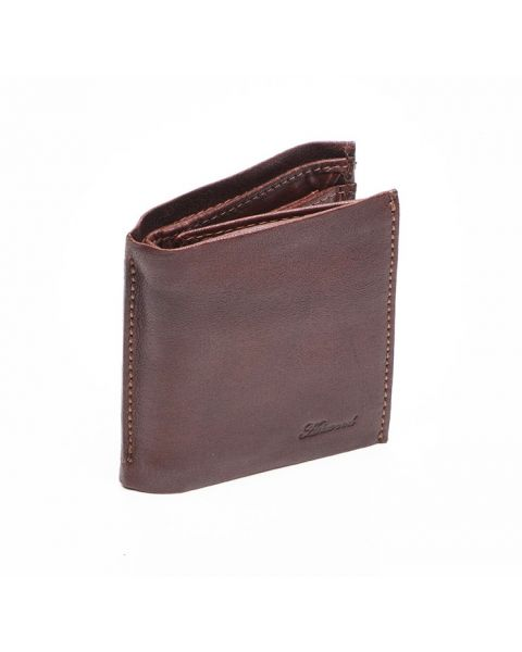 Tan Leather Wallet - Lucas Wallets