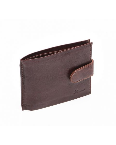 Tan Leather Wallet - Jamie Wallets