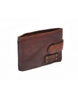 Shoreditch Leather Wallet - Jackson