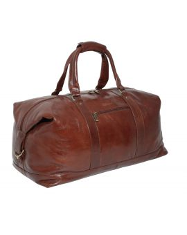 Large Leather Holdall - Chelsea