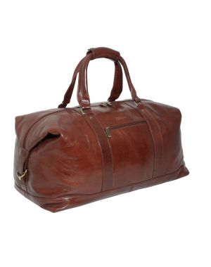 Large Leather Holdall - Chelsea Leather Bags