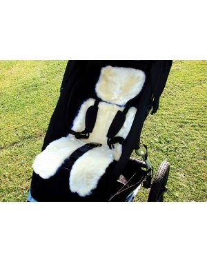 Bowron Sheepskin Stroller Fleece Childrens