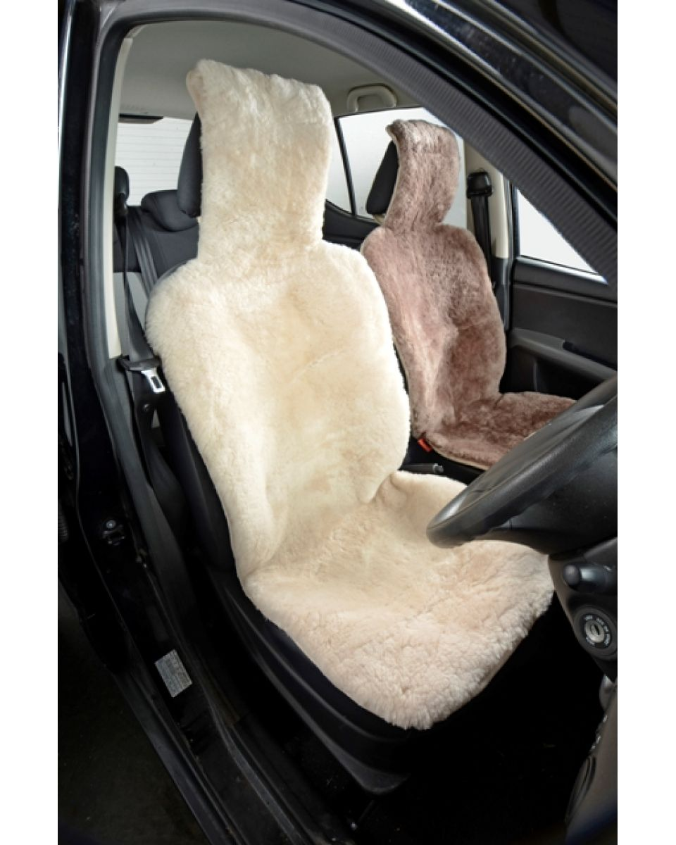 Sheepskin car seat covers uk velcromag for Motor sheep seat covers