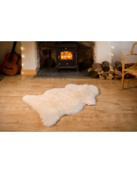 Extra Large Sheepskin Rug - Natural Sheepskin Rugs