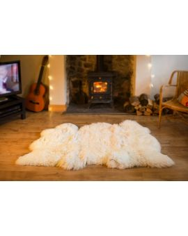 Triple Sheepskin Rug Sheepskin Rugs