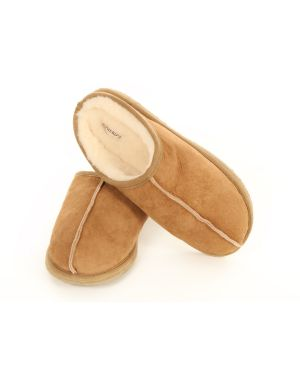 Moccasin Slippers - Bronte Moccassin Slippers