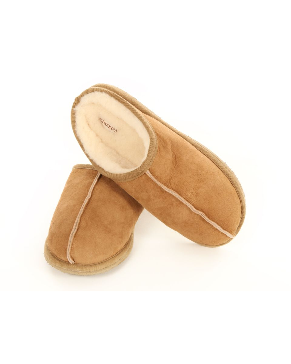 f737f807fc Sheepskin Mule Slippers Zara | PURE SHEEPSKIN